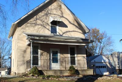 Union County Single Family Home For Sale: 816 W 9th Street