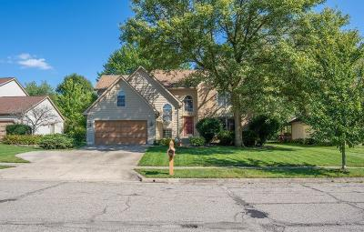 Reynoldsburg Single Family Home For Sale: 1732 Leighton Drive