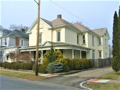 Lancaster Single Family Home For Sale: 417 E Chestnut Street