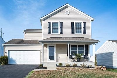 Lancaster OH Single Family Home For Sale: $199,000