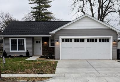 Ashville OH Single Family Home For Sale: $210,000