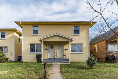 Columbus OH Multi Family Home For Sale: $89,000
