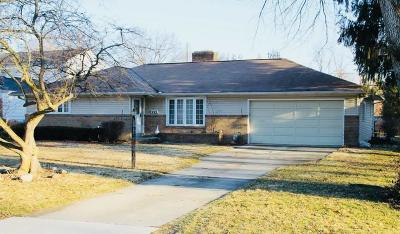 Columbus OH Single Family Home For Sale: $230,000