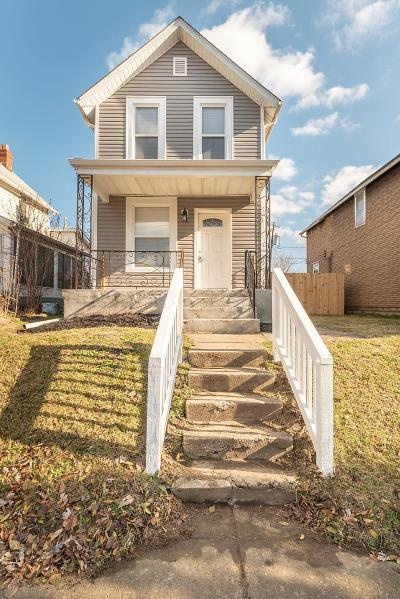Columbus OH Single Family Home For Sale: $139,000
