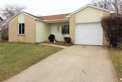 Single Family Home For Sale: 3114 Larbrook Court