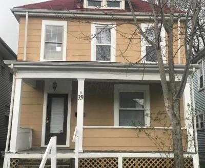 Columbus OH Single Family Home For Sale: $60,000