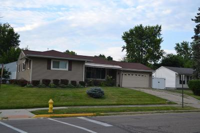Columbus OH Single Family Home For Sale: $149,900
