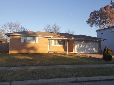 Columbus OH Single Family Home For Sale: $199,000