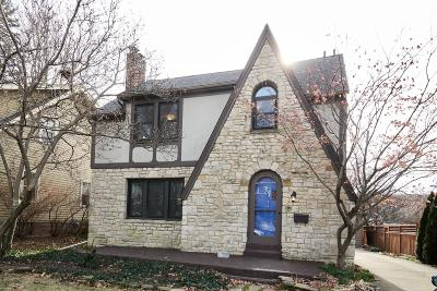 Columbus OH Single Family Home For Sale: $409,900