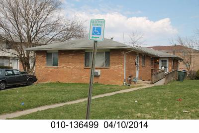 Columbus Multi Family Home Contingent Finance And Inspect: 1631 Carstare Drive