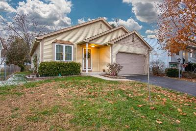 Dublin OH Single Family Home Contingent Finance And Inspect: $197,900
