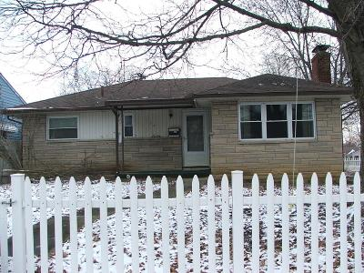 Columbus Single Family Home Sold: 226 Oxley Road
