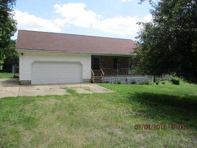 Mount Vernon OH Single Family Home For Sale: $174,000