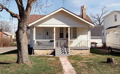 Columbus Single Family Home For Sale: 648 S Harris Avenue
