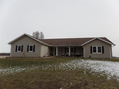 Clinton County Single Family Home For Sale: 8179 State Route 72