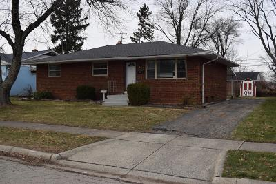 Columbus Single Family Home For Sale: 3768 Conway Drive