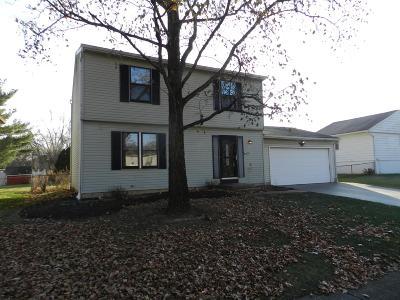 Single Family Home For Sale: 645 Spirea Avenue