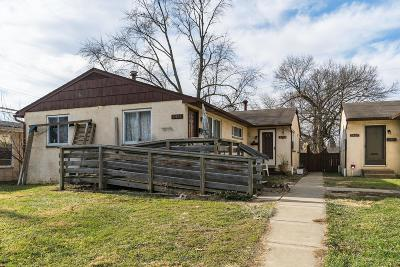 Columbus OH Multi Family Home For Sale: $150,000