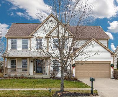 Single Family Home Sold: 5550 Scioto Parkway