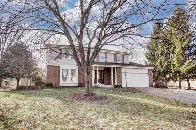 Pickerington Single Family Home Contingent Finance And Inspect: 1015 McLeod Parc