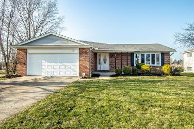 Franklin County Single Family Home For Sale: 235 Dellfield Lane