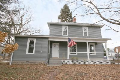 Gahanna Single Family Home Sold: 157 Shepard Street