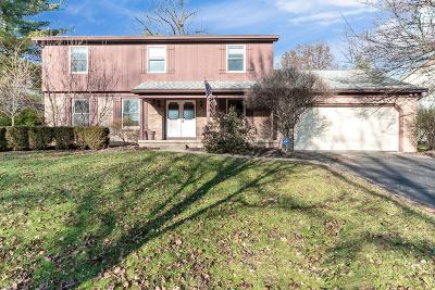 Franklin County Single Family Home For Sale: 1042 Autumn Meadows Drive