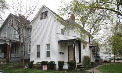 Franklin County Multi Family Home For Sale: 2116 Indiana Avenue
