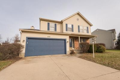 Pickerington Single Family Home For Sale: 559 Rambling Brook Drive