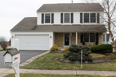 Pickerington Single Family Home For Sale: 8340 Alderpoint Terrace NW