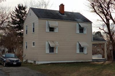 Columbus Single Family Home For Sale: 1799 Harold Place