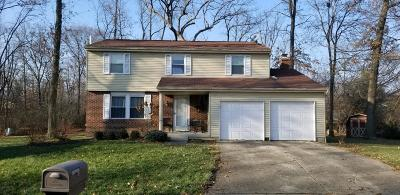 Westerville Single Family Home Sold: 1121 Timberbank Lane