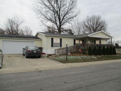Marengo Single Family Home For Sale: 902 State Route 61 #Lot 27