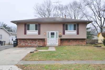 Single Family Home For Sale: 431 Foxwood Drive