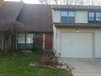 Westerville Single Family Home For Sale: 823 Applewood Lane