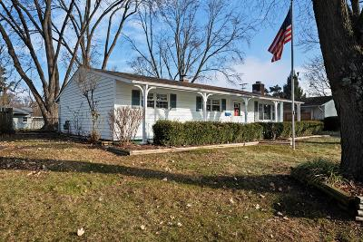 Gahanna Single Family Home Sold: 392 Rocky Fork Drive N