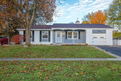 Reynoldsburg Single Family Home For Sale: 1157 Briarcliff Road