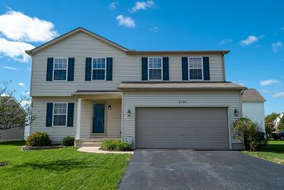 Blacklick Single Family Home For Sale: 8357 Parori Lane