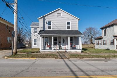 Fayette County Single Family Home For Sale: 12 High Street NW