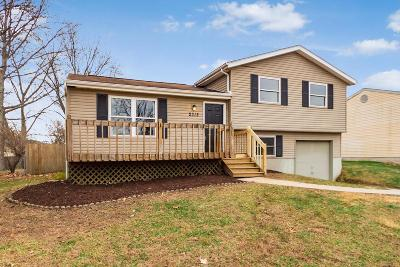 Grove City Single Family Home For Sale: 2312 Topaz Drive