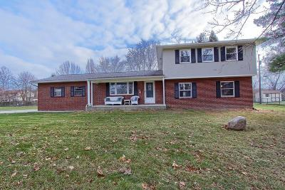 Single Family Home Contingent Finance And Inspect: 5878 Robert Paul Place
