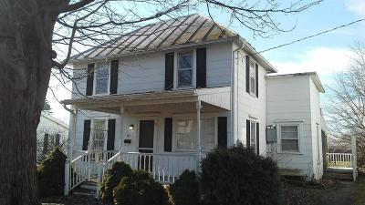 Union County Single Family Home For Sale: 142 S Fulton Street