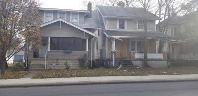 Columbus Single Family Home For Sale: 264 S Central Avenue