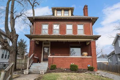 Single Family Home For Sale: 336 E Gates Street