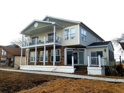 Millersport Single Family Home For Sale: 13046 W Bank Drive NE