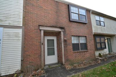 Westerville Condo For Sale: 963 Cross Country Drive W