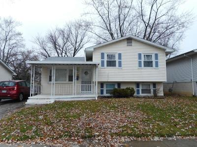 Columbus Single Family Home For Sale: 2354 Dunkirk Drive