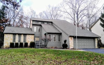 Westerville Single Family Home For Sale: 1108 Forest Glen Road