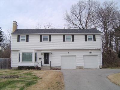Columbus Single Family Home For Sale: 971 N Nelson Road