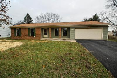 Pickerington Single Family Home For Sale: 12024 Woodstock Avenue